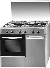 Cocina convencional Svan SVK9551GBI, gas butano, 90x60cm, PRODUCTO CON GOLPE