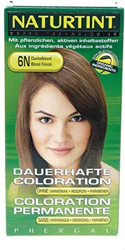 Naturtint Haarfarben Naturtint Haarfarben 6N - 165ml