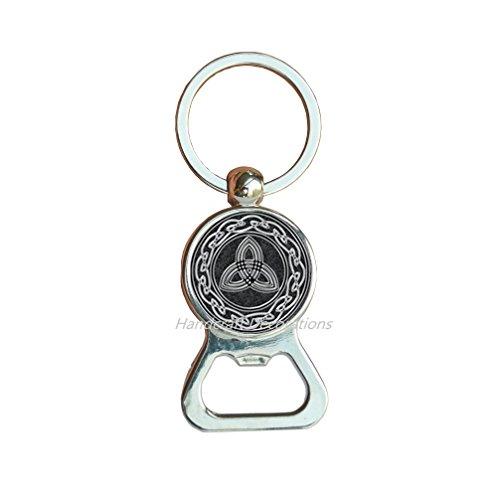 Celtic Knot Bottle opener Keychain - Celtic Bottle opener Keychain,Celtic Knot Bottle opener,Celtic Bottle opener.F220