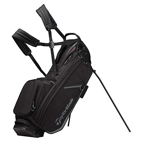 TaylorMade 2019 Flextech Crossover Stand Golf Bag, Black