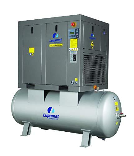 Lupamat - Compresor de tornillos (4-15 kW, 7-10-13 bar)