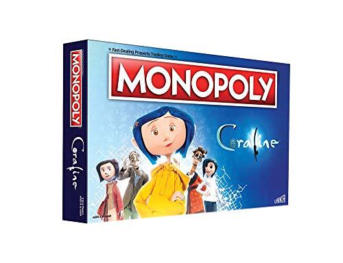 Monopoly: Coraline - 0
