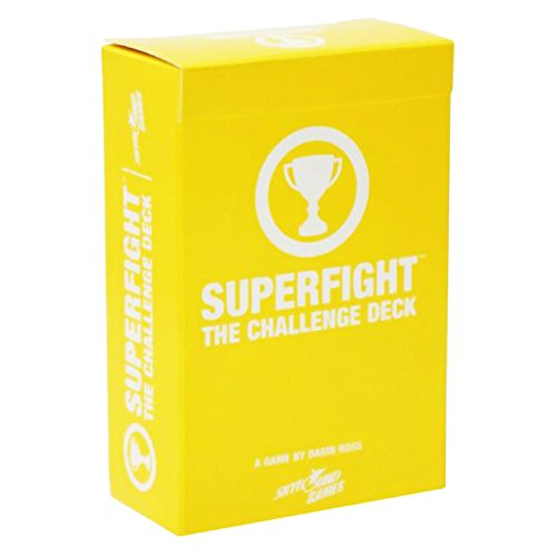SUPERFIGHT: The Challenge Deck by Superfight