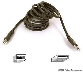 Belkin Pro Series Hi-Speed USB 2.0 A/B Cable, Type A Male USB - Type B Male USB, 6ft