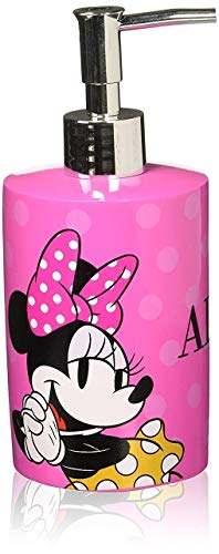 Kids Warehouse Minnie Mouse XOXO Lotion Pump