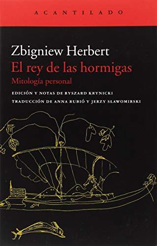 El rey de las hormigas (El Acantilado) (Spanish Edition)