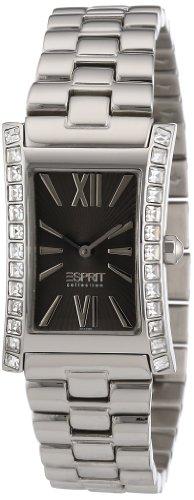 Esprit Damen-Armbanduhr Analog Edelstahl EL101122F07