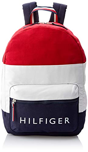 Tommy Hilfiger Colorblock Canvas Backpack