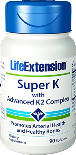 Super K with Advanced K2 Complex - 90 ct