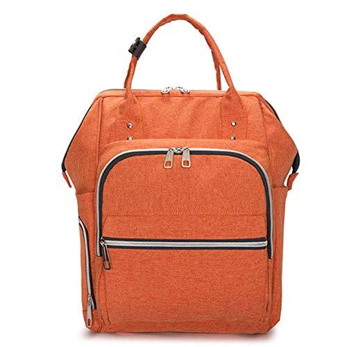 Mumien-Tasche, Rucksack, multifunktional, große Kapazität, Mutter- und Kindertasche, Oxford-Stoff, Rucksack, Baby-Tragetasche, Reiserucksack