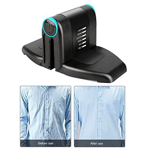 MOSHTU Folding Portable Travel Iron Electronic Foldable Mini Handheld Travelling Business Trips...