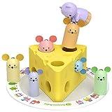 Montessori Spielzeug ab 1 Jahr | Baby Motorikspiel für 12 Monate Jungen...