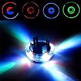 Heylas Auto LED Solar Luce Lampeggiante per Cerchioni LED valvole Illuminazione Ruota Luce tunin Auto Cerchioni Illuminazione