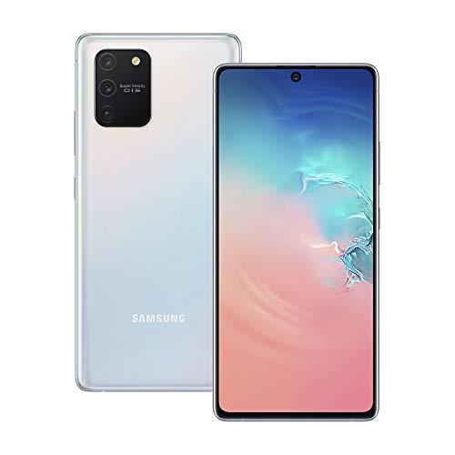 Samsung Galaxy S10 Lite - 128GB, 8GB RAM, Dual Sim, (Prism Weiß)