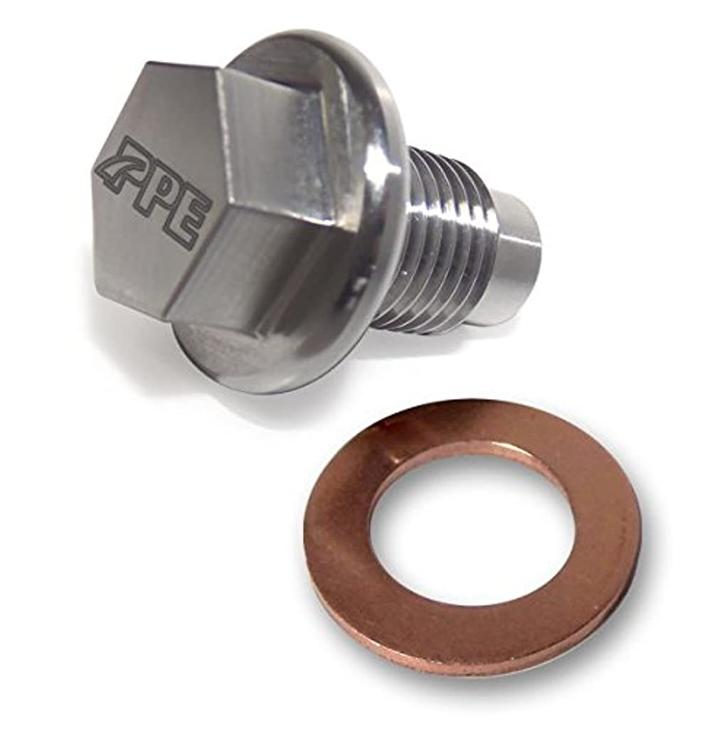 Magnetic Drain Plug For Duramax Engine Oil