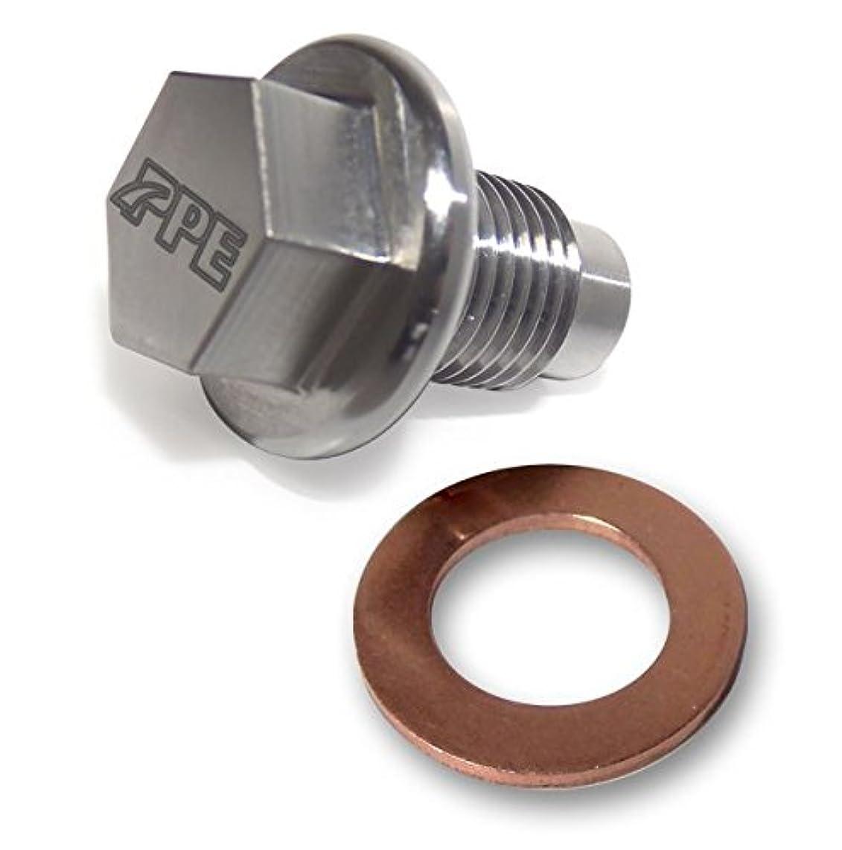 Magnetic Drain Plug For Duramax Engine Oil