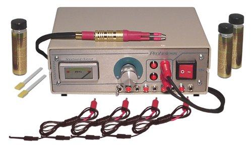 Epitron 85M High Power Multiple-Output Radiowelle Pinzette Epilierer für dauerhafte Haarentfernung Verfahren.