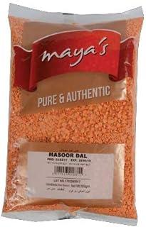 Maya's Masoor Dal Packet 500gm