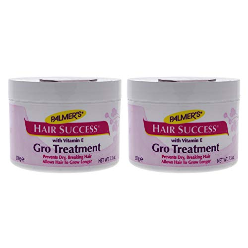 Palmer's Hair Success Gro Treatment With Vitamin E 7.50 oz (Pack of 2)
