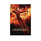 QIUPING Filmposter The Hunger Games Mockingjay Teil 2