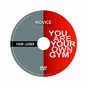 Mark Lauren Bodyweight Workout DVD You are Your Own Gym   Calisthenics Workout Fitness DVD Set