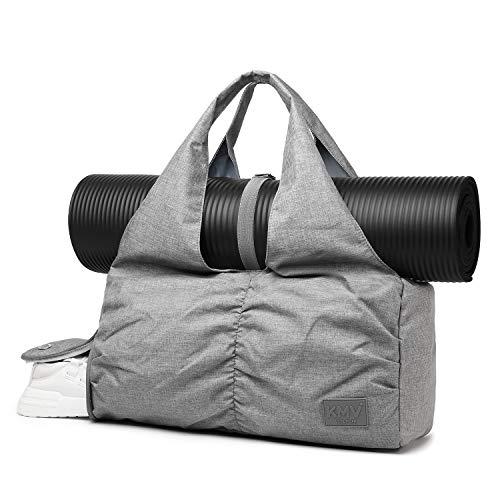 Travel Yoga Gym Bag for Women, C...