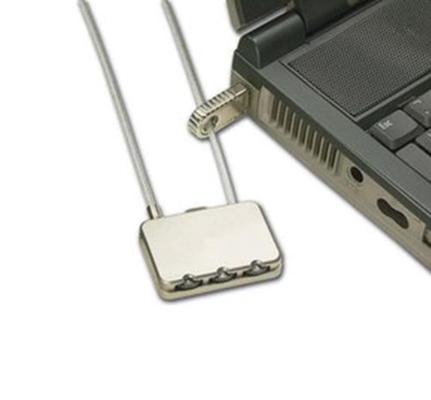 Lindy Notebook Security Cable with Combination Lock (20903)