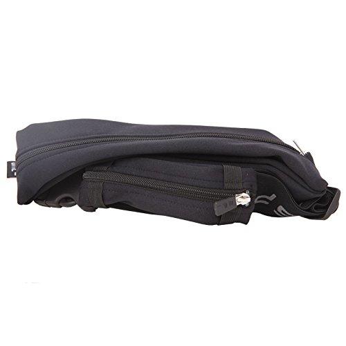 Spibelt Original SPI Messenger Bag bandoulière en, Black, S à XL