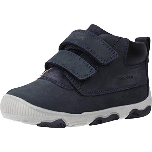 Geox Baby Jungen B New BALU' Boy C Ankle Boot, Navy, 19 EU