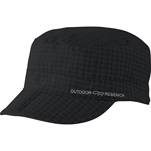Outdoor Research Radar Pocket Mütze, schwarz, Karomuster, Größe M