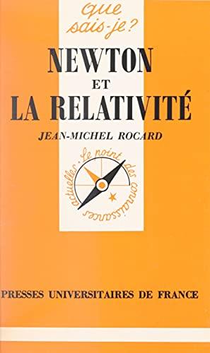 Newton et la relativité