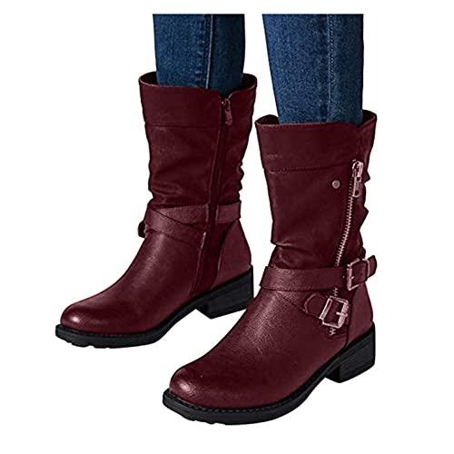 Zapatos para Mujer Botas de futbol niños tacos Zapatillas de estar por...