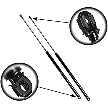 Qty StrongArm 4636 Front Hood Lift Supports Struts Shocks Strong Arm 2