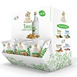 Fiore Di Puglua - Snack Taralli Gusto Classico (con aceite de oliva virgen), 35 g x 40 unidades