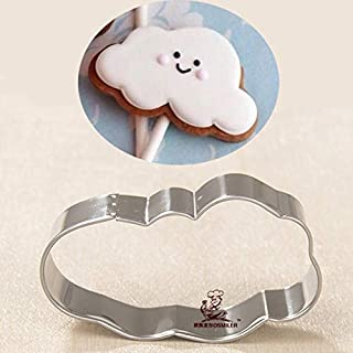 Zoomy far: 1pcs patisserie reposteria Clouds Moldes Metal Cookie Cutter Cupcake Biscuit Pastry Kitchen Accessories
