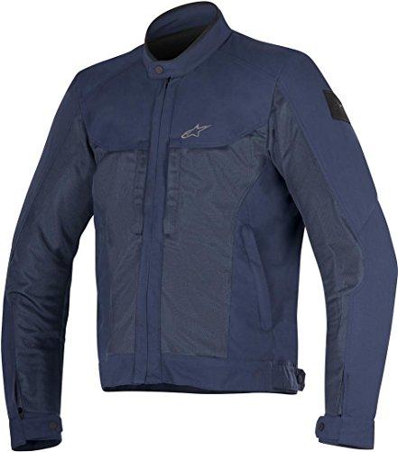 Alpinestars 1693500202 Motorrad Jacke, Blau, M