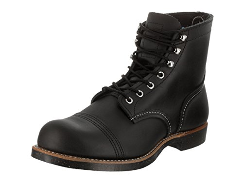 Red Wing 8114 Iron Ranger black, Größe:43