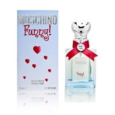 Moschino Funny femme/woman, Eau de Toilette, Vaporisateur/Spray 25 ml, 1er Pack (1 x 25 ml)