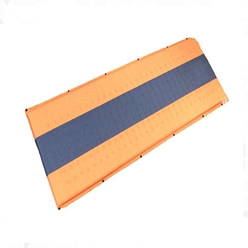 XY&CF Aufblasbare Camping Matte und Kissen aufblasbare schlafen Camp matratze 190 * 60 * 2,5 cm