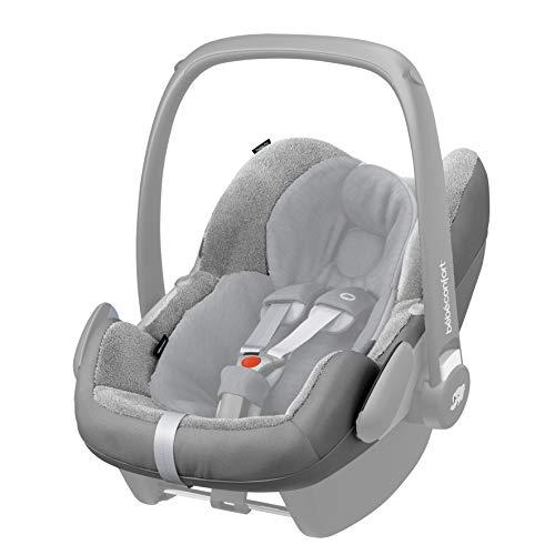 bébé confort Housse Eponge pour Cosi Groupe 0+ Rock I-Size Pebble Plus Fresh Grey