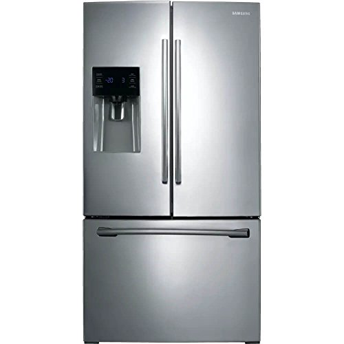 Samsung RF263TEAESR 25.6 Cu. Ft. Stainless Steel French Door Refrigerator - Energy Star