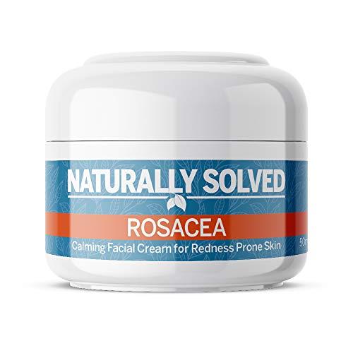 Crema antienrojecimiento Rosacea Naturally Solved