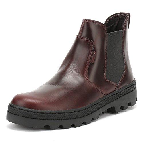 Palladium PLBOSS Chel L W 74913 - Damen Schuhe Sneaker Chelsea Boots - j84, Größe:41.5 EU