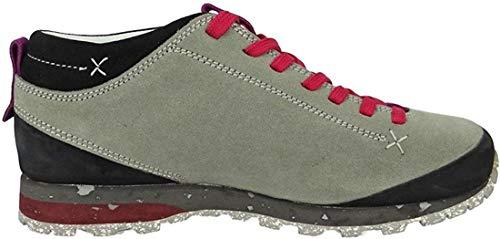 AKU Wanderschuhe Trekking 504-298 Bellamont Suede GTX Grau, Größe Schuhe:36 (3.5 uk)
