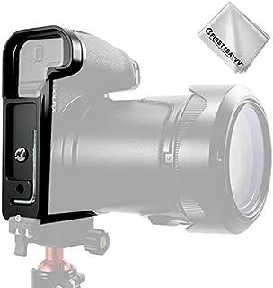 First2savvv - Soporte de Placa en L para Nikon Coolpix P1000