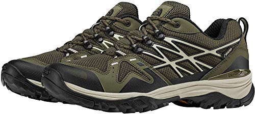The North Face Men's Hedgehog Fastpack GTX (Wide), New Taupe Green/TNF Black, Size 9.5