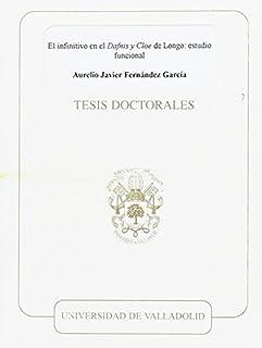 INFINITIVO EN EL DAFNIS Y CLOE DE LONGO: ESTUDIO FUNCIONAL