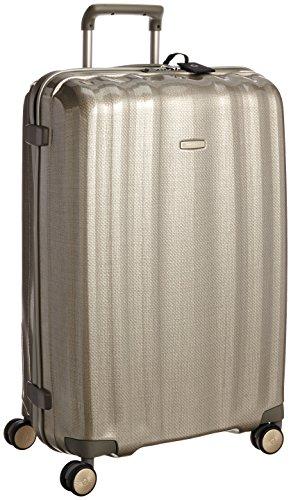 [サムソナイトブラックレーベル] CUBELITE スーツケース 122L 4.1kg 82Z13005 アイボリーゴールド