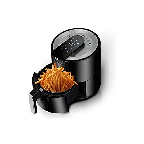 CYiFeng Air Fryer,Max 5.5L,1500-Watt Electric Hot Air Fryers Oven & Oilless Cooker for Roasting,LED Digital Touchscreen with 6 Presets,ETL Listed(50 Recipes) COSORI (5.5L)