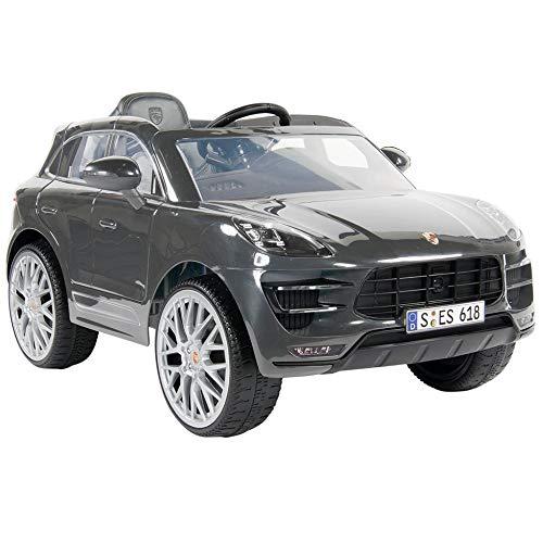 E-Auto für Kinder Rollplay Porsche Macan Turbo Bild 3*